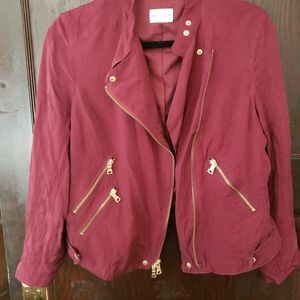 Club Monaco Red blazer, size large